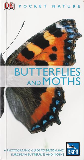 Paul Sterry, Andrew Mackay, Butterflies and Moths, Dorling Kindersley (DK), Londra, 224 p., ISBN 978-1-4053-4995-6, 2010. Questa guida innovativa compatta, facile da consultare, e illustrata con bellissime fotografie, mostra in dettaglio i profili di oltre 300 specie di farfalle e falene d'Inghilterra e l'Europa Nord-occidentale.