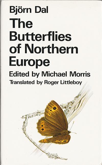 Bjorn Dal, Butterflies of Northern Europe, Croom Helm Ltd, Londra, 128 p., ISBN 978-0-7099-0810-5, 1982. Questo libro è una guida all'identificazione delle farfalle d'Inghilterra e Europa del Nord nei loro ambienti naturali. Le splendide illustrazioni, tutte a colori, dipinte dall'autore, riproducono in maniera precisa l'ambiente in cui le farfalle possono essere osservate. Le specie sono raggruppate per tipo di ambiente, o biotopi, in cui possono essere trovate.