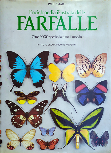 Enciclopedia Illustrata delle FARFALLE