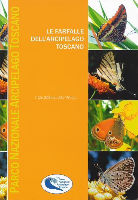 Le farfalle dell'Arcipelago Toscano rappresentano ancora un piccolo rompicapo per gli entomologi. Questo quaderno illustra tutte le specie di farfalle segnalate fino ad oggi su queste isole. Per ogni specie sono riportati alcuni tratti biologici (periodo di volo e piante ospiti della larva), la distribuzione, e caratteristiche utili al riconoscimento sul campo (l'autore).