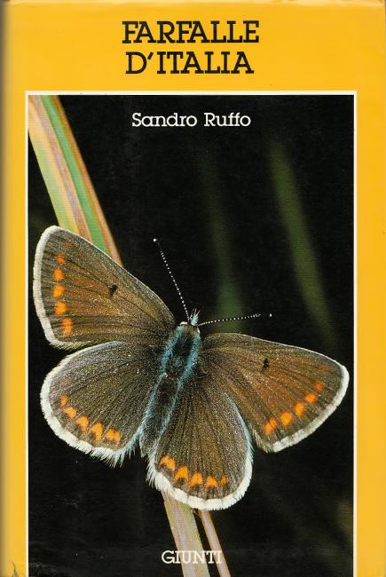 """Vero modello fra i manuali divulgativi, """"Le farfalle d'Italia"""" costituisce un'autentica scoperta per l'amatore e il naturalista principiante ma nache uno strumento sicuro, aggiornato e insostituibile, per l'entomologo dilettante (l'autore)."""