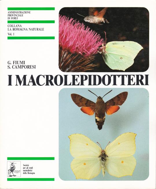 Libro di carattere scientifico ricco di dati, con oltre 980 specie citate. I testi risultano molto utili per lo studio dei Lepidotteri presenti in Emilia Romagna. Sono presenti 10 tavole a colori che figurano esemplari preparati, da intendere come riferimento per la eventuale determinazione delle specie.