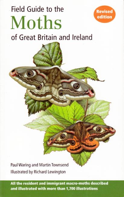 Paul Waring, Martin Townsend, Richard Lewington, Field guide to the Moths of Great Britain and Ireland, British Wildlife Publishing, Dorset, 444 p., ISBN 978-0-9531399-8-9, 2013. Seconda edizione di una delle migliori guide da campo sulle falene d'Inghilterra e Irlanda. Sono incluse più di 880 specie con accurate descrizioni morfologiche ed ecologiche. Degne di nota e alquanto stupende, per usare un eufemismo, sono i disegni di Lewington che rappresentano individui tipici nelle loro pose naturali di riposo.