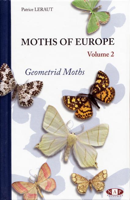 Patrice Leraut, Moths of Europe - Volume 2: Geometrid Moths, NAP Editions, Verrières-le-Buisson (FR), 808 p., ISBN 978-2-913688-09-4, 2009. Terzo volume della serie dedicata alle specie di falene europee. Questo libro comprende le zigene (Zygaenidae), Brachodidae e i Crambidae. Vi sono contenute 112 tavole a colori con 1000 specie illustrate attraverso 2300 foto.