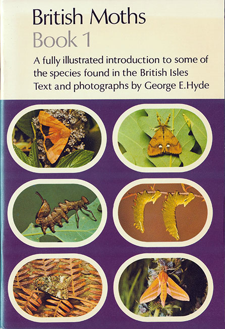 British Moths Book 1