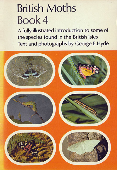 British Moths Book 4