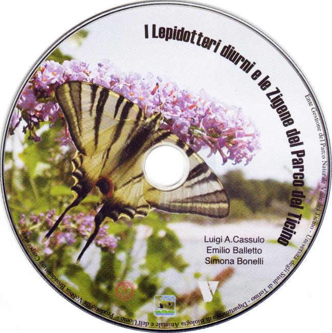 I Lepidotteri diurni e le Zigene del Parco del Ticino