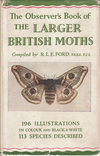 The Observer's Book of Larger Moths (1952)